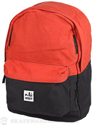 Enjoi Day Ditcher Backpack Orange