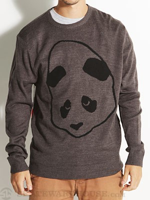 Enjoi Good Head Sweater Charcoal XL
