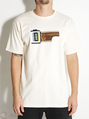 Enjoi Negative Tee Cream MD