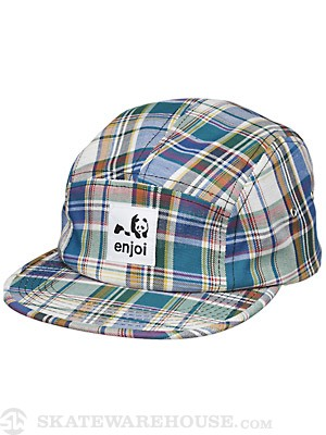 Enjoi Plamper 5 Panel Hat Multi Adjust