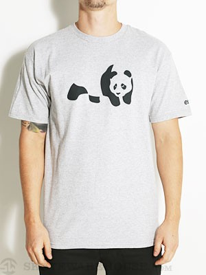 Enjoi Panda Tee Athletic Heather SM