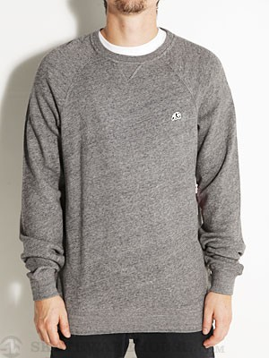 Enjoi Poppa Boil Crew Sweatshirt Heather Grey SM