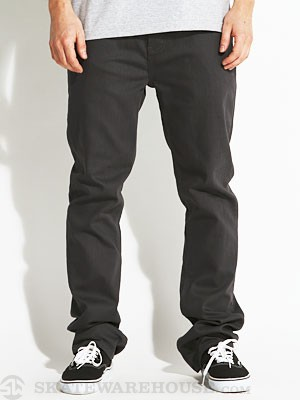 Enjoi Panda Slim Straight Jean Charcoal 26