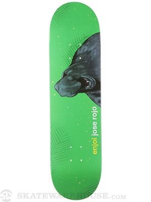 Enjoi Rojo Animal Series Deck  8.25 x 31.5