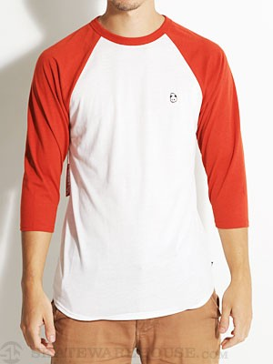 Enjoi Soft Balls 3/4 Sleeve Shirt Orange MD