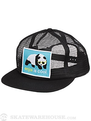 Enjoi That Cool Mesh Hat Black Adjust