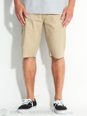 Element Team 5 Pocket Shorts Khaki 38