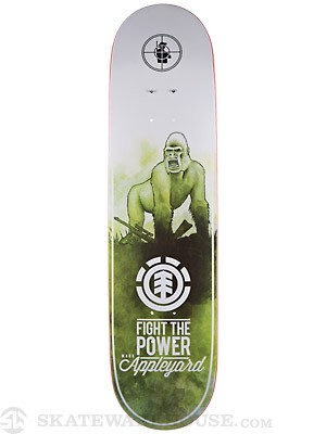 Element Appleyard Fight The Power Deck  8.125 x 31.875