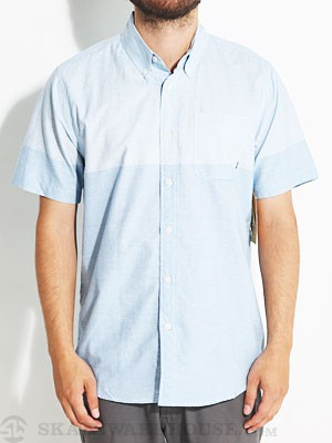 Element Allard S/S Woven Shirt Royal XL