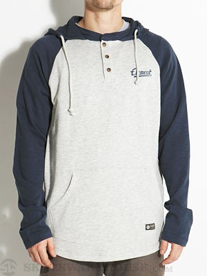 Element All Time Hoodie Navy MD