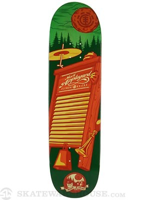 Element Appleyard Moonshine Washboard Deck 8.375x32.125