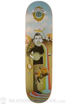 Element Appleyard One Man Band Deck  8.25 x 31.75