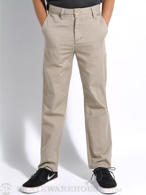 Element Kids 50-50 Chino Pants Khaki 22