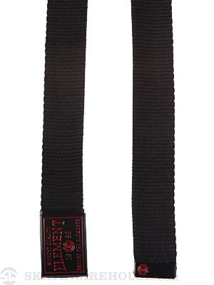 Element Bedford Belt Black Adjustable