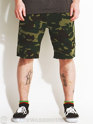 Element Barrick Shorts Camo 28