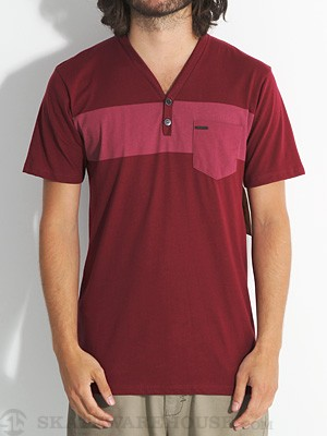 Element Brent Henley Merlot XL