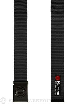 Element Beyond Belt Black Adjustable