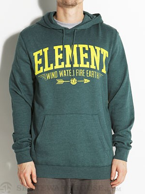 Element Capita Hoodie Green MD