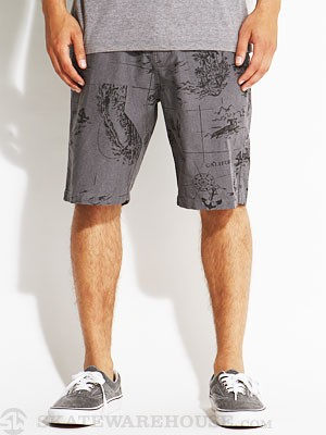 Element Catalina Shorts Black 28