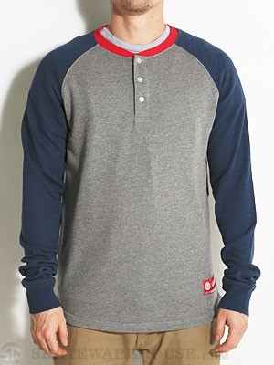 Element Crackerjack Crew Sweatshirt Indigo SM