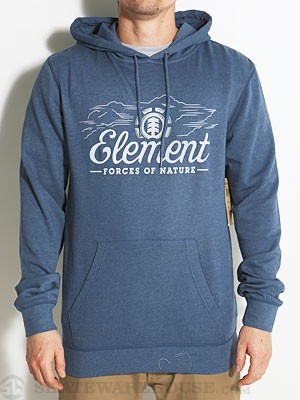 Element Cloud Hoodie Navy MD