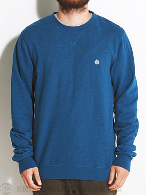 Element Cornell Crew Sweatshirt Royal MD