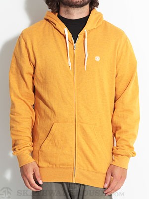 Element Cornell Hoodzip Gold MD
