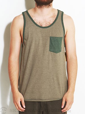 Element Dumas Tank Top Pine XL