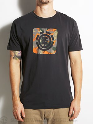 Element DPM Tee Black MD