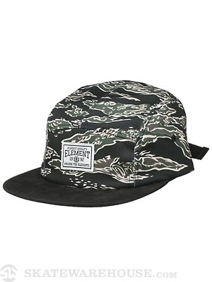 Element Division 5 Panel Hat Forest Adj.