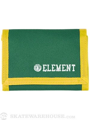Element Empire Wallet Pine Green