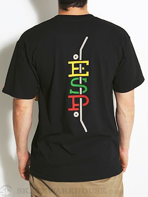 Element ESP Tee Black SM