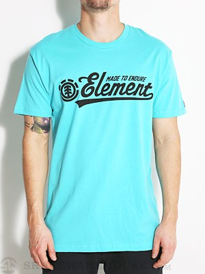 Element Everlasting Tee Aqua SM