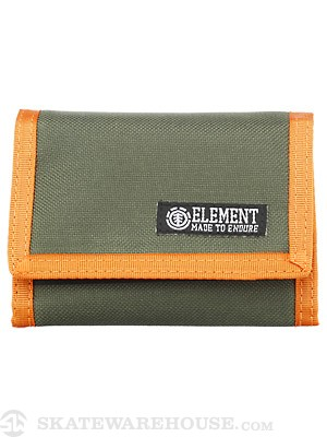 Element Express Wallet Green