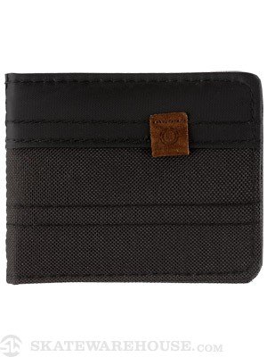 Element Facade Wallet Black
