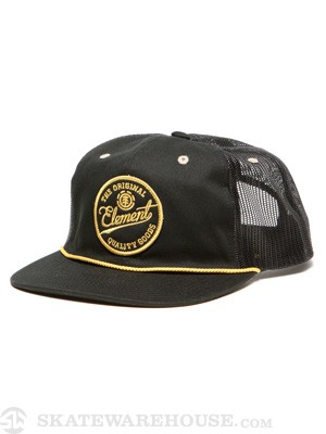 Element Floyd Mesh Hat Black Adjust