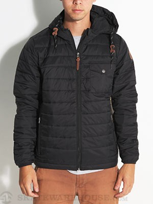 Element Foxnum Jacket Black LG