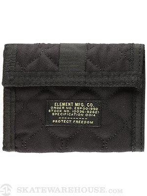 Element General Wallet Black