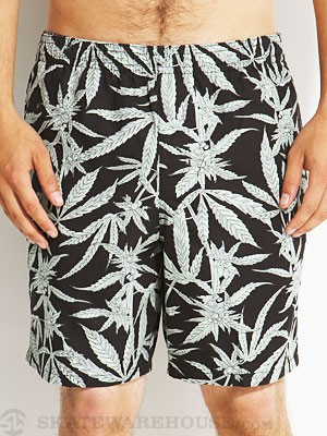 Element Hemp Collection Shorts Black XL