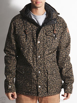 Element Hemlock Jacket Camo LG