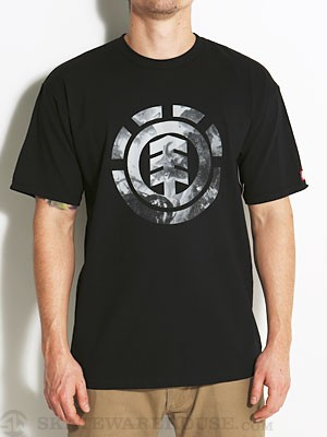 Element Hydro Tee Black MD