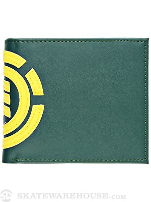 Element Loyalist 2 Wallet Green