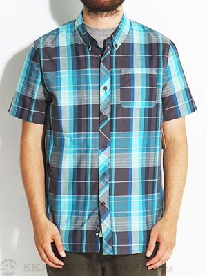 Element Larchmont S/S Woven Shirt Mint MD