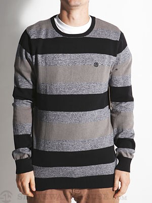 Element Lefty Sweater Charcoal MD