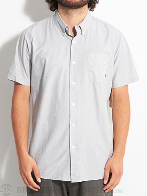 Element Legion S/S Woven Shirt Silver XL