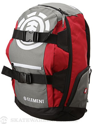 Element Mohave 3.0 Backpack Charcoal/Red