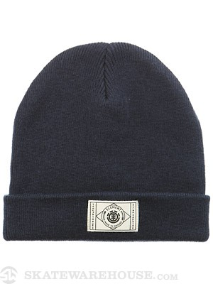 Element Miles Beanie Indigo