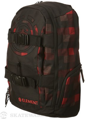 Element Mohave Elite Backpack Black/Red