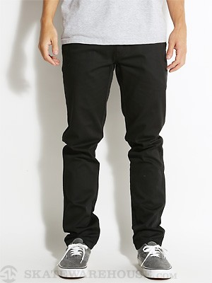 Element Outkast Chino Pants Black 28