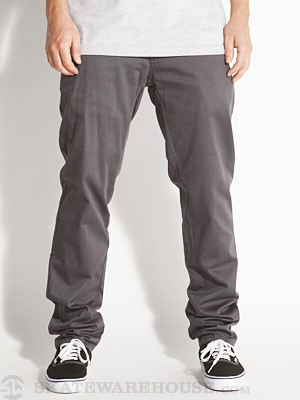 Element Outkast Chino Pants Charcoal 36